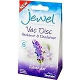 Jewel & disco Vac Freshener-Deodorante, colore: lavanda