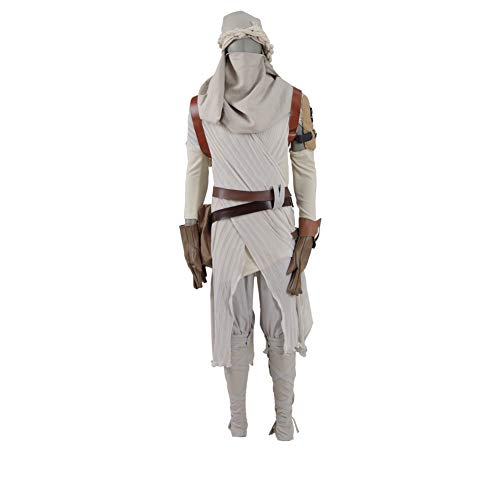 Zhangjianwangluokeji Rey Cosplay Kostüm für Frauen The Last Jedi Costume Belt Bag (maßgeschneidert, Stil ()