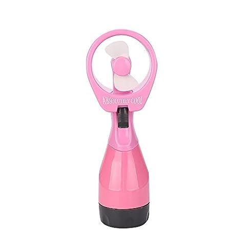 ventilateur, SHOBDW Nouveau portable à main Refroidissement Cool Water Spray