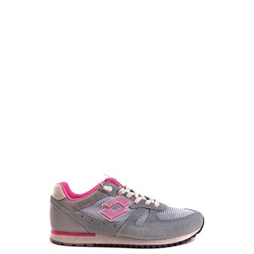 Schuhe nn231 Lotto Donna grau Gewebe Grau