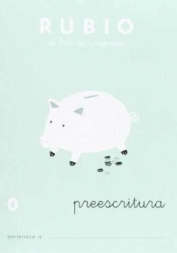 Preescritura rubio n 0 - 9788485109135 thumbnail