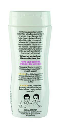 Zoom IMG-1 jean len shampoo prachtvoll 250
