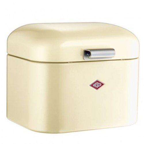 Wesco 235301-23 Aufbewahrungsbox Super Grandy, 22 x 27 x 22 cm, mandel