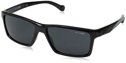 Arnette homme 0AN4166 211387 63 Montures de lunettes, Noir (Black/Gray)