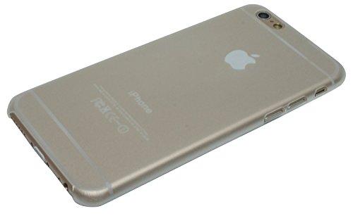 Iphone 6 // Slim Hülle 0,2mm dünn Tasche Case Zubehör in Schwarz @ Energmix Transparent