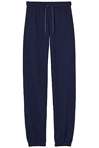 FIND Damen Jogginghose Blau (Navy), 42 (Herstellergröße: X-Large) (Damen Jogginghosen)