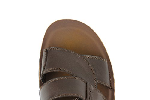 Xposed , Herren Sandalen Open Back-Coffee