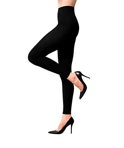 1b6d17da1ac97 Terramed Advanced Graduated Compression Leggings para mujeres - 20-30 mmhg  Leggings de microfibra para