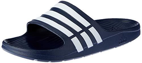 Sandalia Adidas Duramo Slide Azul Oscuro T-7