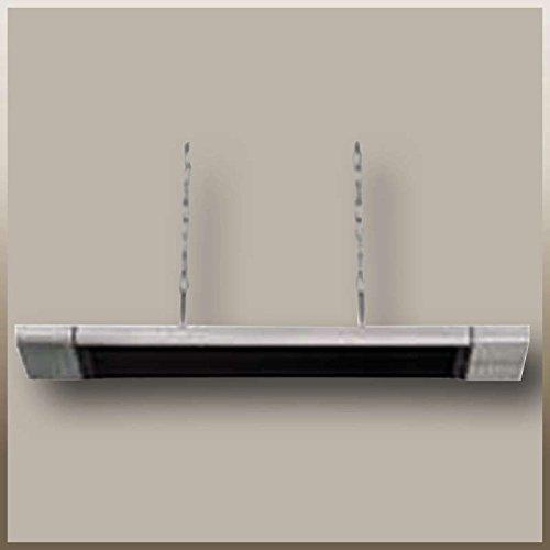 Einhell Elektro Terrassenheizer PH 1800 (1800 W, 2 Heizstufen, Fernbedienung, Timer) - 9