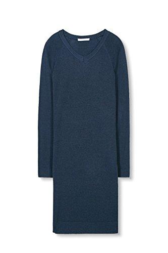 edc by ESPRIT Damen Kleid 126cc1e026 Blau (Navy 400)