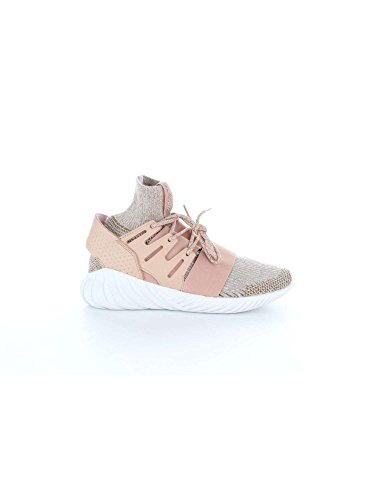 adidas Tubular Doom Pk, Sneaker Bas du Cou Homme Beige (St Pale Nude/clear Brown/vintage White)