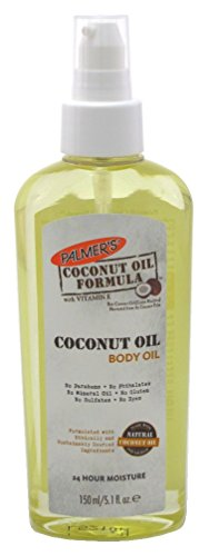 Palmers Coconut Oil Body Oil 5.1oz (2 Pack)