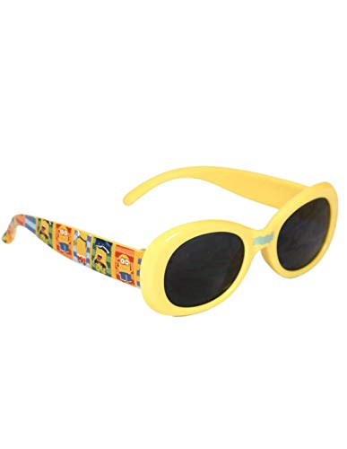 les minions Jungen Sonnenbrille Gr. onesize, gelb