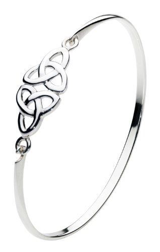 heritage-womens-sterling-silver-celtic-double-trinity-knot-bangle