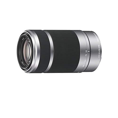 Foto Sony SEL55210 Obiettivo con Zoom 55-210 mm F4.5-6.3, Stabilizzatore Ottico,...