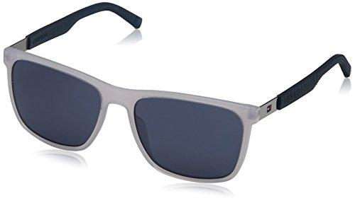 Tommy Hilfiger Herren TH 1445/S 72 LCE 57 Sonnenbrille, Blau Blu