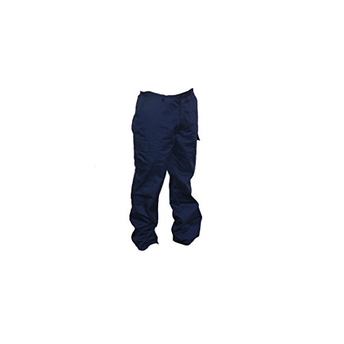 Lee Cooper Workwear Cargo Pant, 40R, marine, LCPNT205