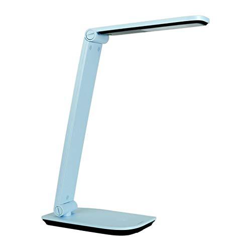Etude de lampe de bureau Eye Caring LED Tête réglable Pliable Dimmable Enfants Travail Lecture Lumières Touch Control