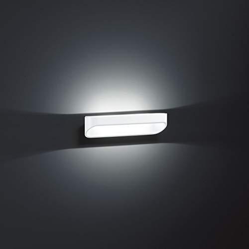 LED-Wandleuchte 1-flammig Onno Farbe: Weiß matt