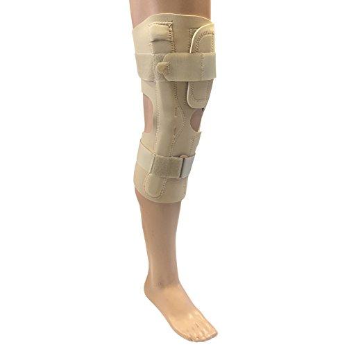 Solace Bracing Universal lange Neopren und Kniebandage um Stabilität Unterstützung