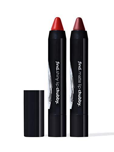 FIND - Royal Ruby (Lippenstift glänzend n.9 + Lippenstift, matt n.9) Royal Ruby