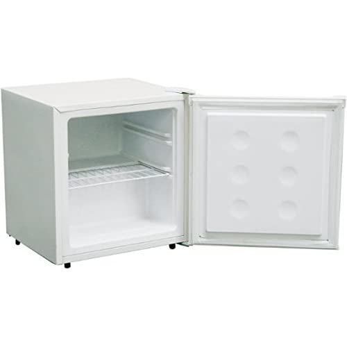 31LSlDk7VhL. SS500  - Amica Table Top Compact Freezer, 39 Litre, White