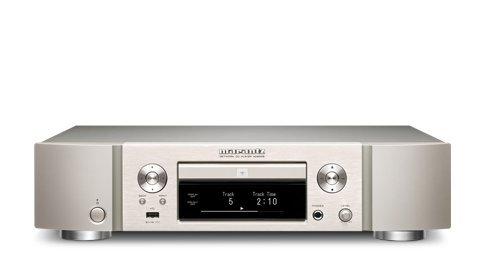 Marantz ND8006/N1SG HiFi CD Player Gold/Silber
