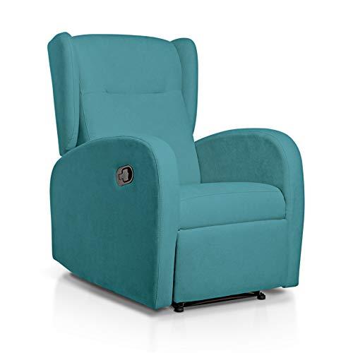 Sueños ZZZ | Sillon relax reclinable HOME tapizado