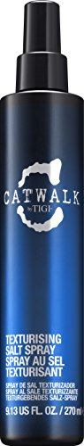 Tigi CATWALK Texturising Salt Spray Stylingspray für Textur, Fülle und Volumen, 1er Pack (1 x 270 ml)
