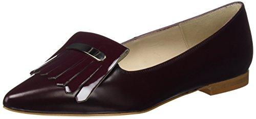 Hannibal Laguna Carla, Chaussures Pour Femmes Danubio Burdeos / Charol Vino