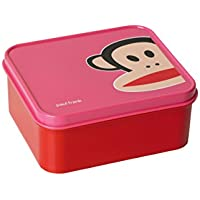 Paul Frank Lunch Box Dark Pink, Rosa, Centimeters