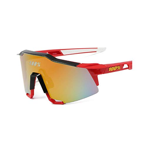 ae9372e8ad nicololfle Ski Goggles,Polarized Sports Sunglasses with 5 Interchangeable  Lenes for Men Women Cycling Running