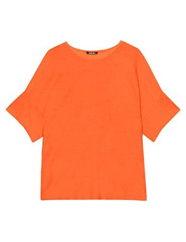 Elena mirò 31p8m287l0243m, t-shirt donna, rosso (rosso 17), 50 (taglia produttore:41)