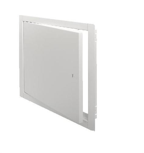 Flush Stahl Tür (Acudor ed-2002Flush Zugang Tür 20,3x 20,3cm weiß)