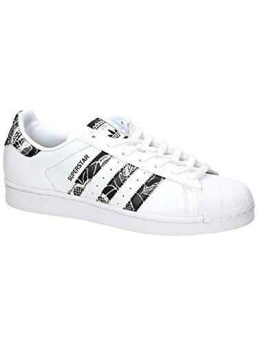 adidas Damen Schuhe / Sneaker Superstar W weiß