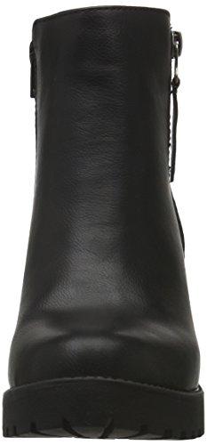 Jane Klain Stiefelette, Bottes mi-hauteur avec doublure chaude femme Noir - Noir (000)
