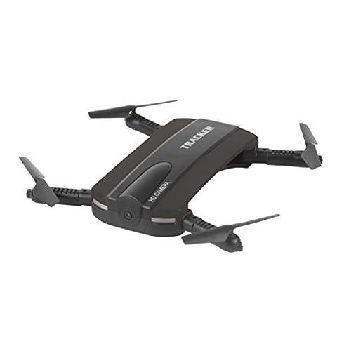 Ularma JXD 523W Altitude Maintenez HD Appareil photo WIFI FPV RC Quadcopter Drone Selfie Pliable (noir)