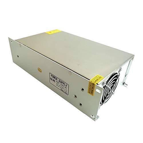 Kongqiabona Schaltnetzteil DC 48V 25A 1200w Netzteil Adapter Transformator