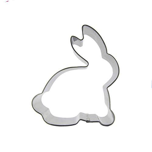 Kuchendekorationswerkzeug, australische weiße Kaninchenform, für Kuchen, Kekse, Backen