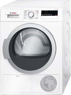 Bosch Serie 4 WTN85202FG Autonome Charge avant 8kg B Blanc sèche-linge - Sèche-linge (Autonome, Charge avant, Condensation, Blanc, Rotatif, Tactil, Droite)