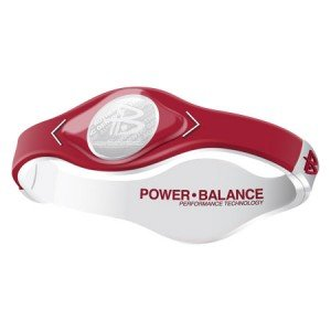 Power Balance - Game Day - Red/White - L