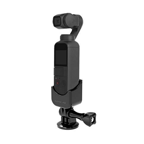 LUCKDE Handyhalter-Set, Mobile Halterungen Camera stabilizer Handheld Stand Zubehör für DJI Osmo Pocket (Halter 5)