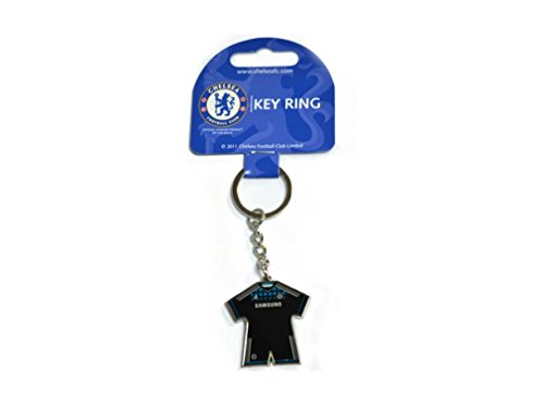 Chelsea FC Football Club Away Kit Samsung Keyring Keychain Official -