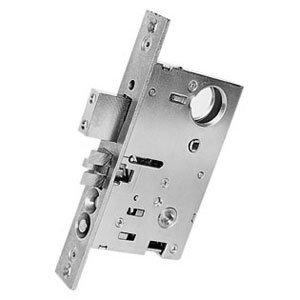 Baldwin Locks (Baldwin 6375. RECHTS RLS Hebel Stärke Eingang, Notfall vorgegebenen Einsteckschloss,, 6375151RLS)