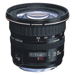 Canon - Objetivo Canon Eos (focal 20 a 35 mm, abertura F 3,5 a 4.5, montura EF, motor de enfoque USM)