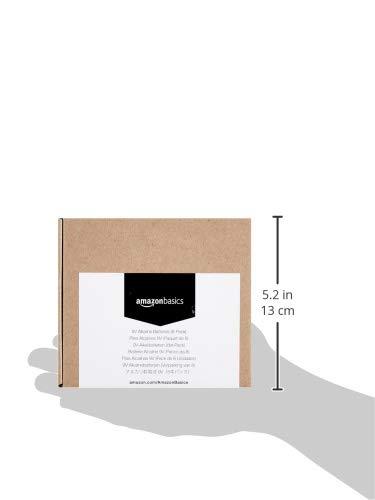 AmazonBasics Everyday Alkalibatterien 600 mAh, 9V, 8 Stück - 6