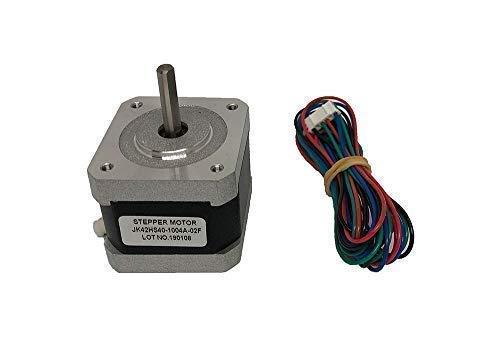 3Wthings NEMA 17 Schrittmotor/Stepper Motor 42-40, 1.8°, 1.0A | Original Ersatz-Motor für Creality 3D Drucker