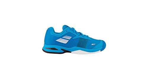 Babolat Scarpe Tennis Jet All Court Junior Divablue/White (EU 38)
