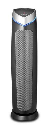 Purificateur d'air avec filtre HEPA et ioniseur CA-508 - Idéal pour 80m² - Filtrage jusqu'à 99,97%